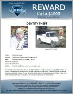 Identity Theft / 11309 West Grand Avenue, Youngtown, AZ