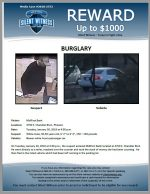 Commercial Burglary / MidFirst Bank 4750 E. Chandler Blvd