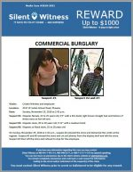 Commercial Burglary / 4337 W Indian School Road, Phoenix