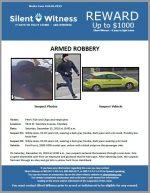 Armed Robbery / 5516 W. Glendale Avenue, Glendale