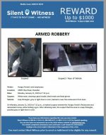 Armed Robbery / Hungry Howie's / 1909 E. Ray Road, Chandler