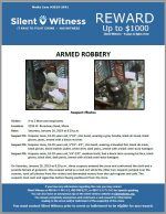 Armed Robbery / A to Z Mart / 2259 W. Broadway Road, Mesa
