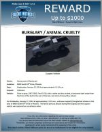 Animal Cruelty / 8900 South 58th Drive, Phoenix
