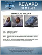 Commercial Burglary / Magnum Industrial Distributors