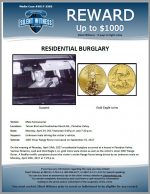 Residential Burglary / Tatum Blvd & Doubletree Ranch Rd