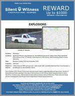 Explosions / City of Phoenix