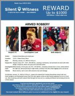 Armed Robbery / Freedom Boardshop / 1316 S. Gilbert Road, Mesa