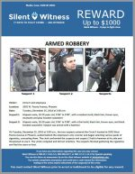 Armed Robbery / Circle K / 3502 W. Peoria Ave
