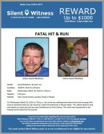 Fatal Hit and Run / 14200 N. 43rd Ave, Phoenix
