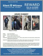 Armed Robbery / Circle K / 6649 W. Thomas Road, Phoenix