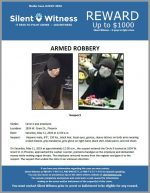 Armed Robbery / Circle K 1834 W. Grant St