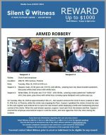 Armed Robbery / Circle K 1002 N. 35th Avenue