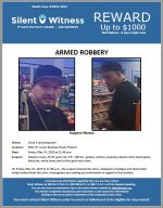Armed Robbery / Circle K / 5041 W. Lower Buckeye Road, Phoenix