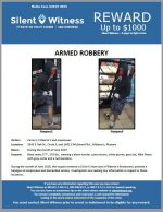 Armed Robbery / Circle K and Filiberto's
