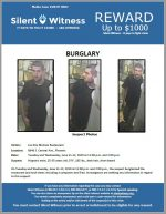 Burglary / Los Dos Molinos / 8646 S. Central Ave., Phoenix