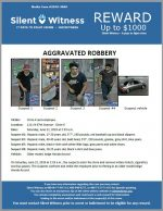 Aggravated Robbery / Circle K / 1111 N 67th Avenue