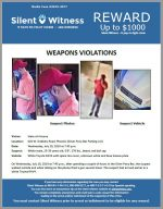 Weapons Violations / 620 W. Dobbins Road, Phoenix