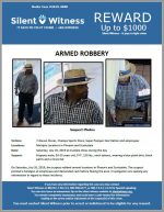 Armed Robbery / Multiple Locations in Phoenix and Scottsdale