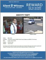 Identity Theft / 2 businesses located at 8800 N. Black Canyon Highway and 8000 N. 27th Avenue