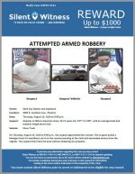 Attempted Armed Robbery / Shell Gas Station / 4005 E. Southern Ave