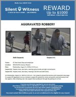 Aggravated Robbery / AZ Heat / 3935 N 67th Avenue, Phoenix