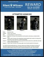 Attempted Homicide / 60 year old male 1600 W. Tonto, Phoenix