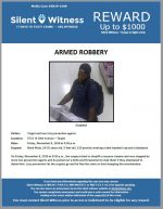 Armed Robbery / Target Store / 5715 N. 19th Avenue