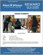 Armed Robbery / JC Convenience Store / 6116 N. 27th Ave., Phoenix
