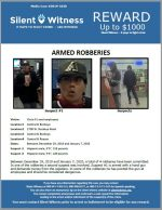 Armed Robberies / Multiple Locations / Phoenix