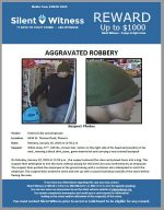 Aggravated Robbery / Family Dollar / 6544 W. Thomas Road, Phoenix