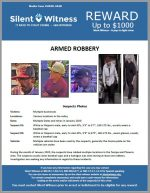 Armed Robberies / Multiple Locations in Tempe and Phoenix
