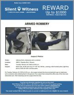 Armed Robbery / SafeWay Store / 4005 E. Chandler Blvd., Phoenix
