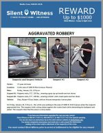 Aggravated Robbery / 17 year old male / In the area of 1000 N 43rd Avenue, Phoenix