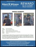 Armed Robbery / Circle K 7440 S. 7th Avenue, Phoenix