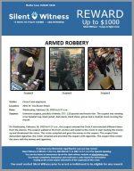 Armed Robbery / Circle K /  2041 W. Van Buren Street
