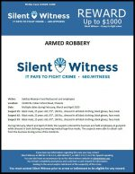 Armed Robbery / Salsitas Mexican Food Restaurant 10328 W. Indian School Rd.