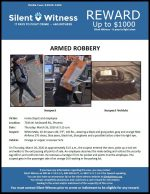 Armed Robbery / Home Depot / 7333 W. McDowell Rd., Phoenix