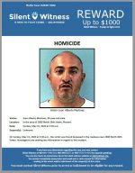 Juan Martinez / In the area of 2800 North 36th Street, Phoenix