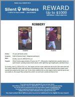 Robbery / 5100 W Baseline Road – Walgreens parking lot