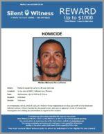 Richard De La Torre / In the area of 300 E. Whitton Ave, Phoenix