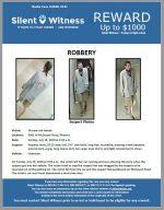 Robbery / 18 year old female / 5901 W McDowell Road, Phoenix