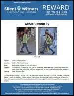 Armed Robbery / Lowe's 1620 N. 75th Ave